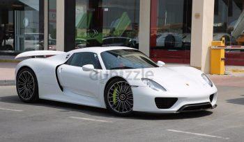 Porsche 918 Spider 2015 0KM