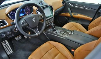 Maserati Ghibli SQ4 GCC 2017 full