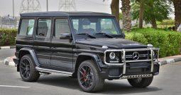 Mercedes Benz G63 EDITION 1