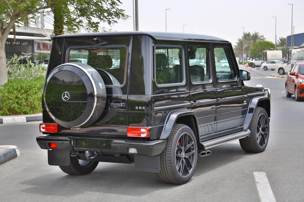 Mercedes benz g63 edition 1 formula motors llc dubai for G63 mercedes benz price