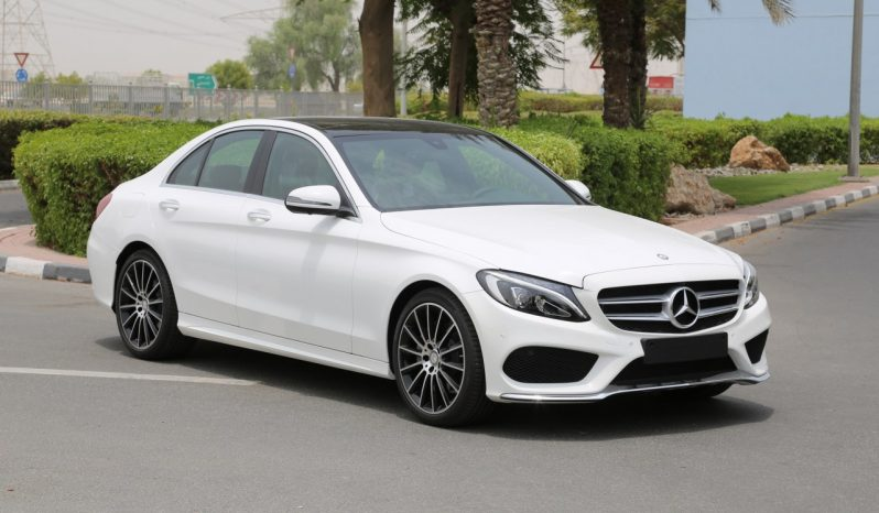 Mercedes benz c200 formula motors llc dubai for Best time of year to buy a mercedes benz