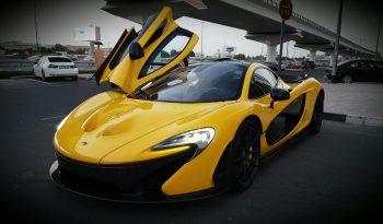 McLaren P1 MSO full