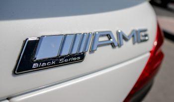 Mercedes Benz SL65 V12 BLACK Series full