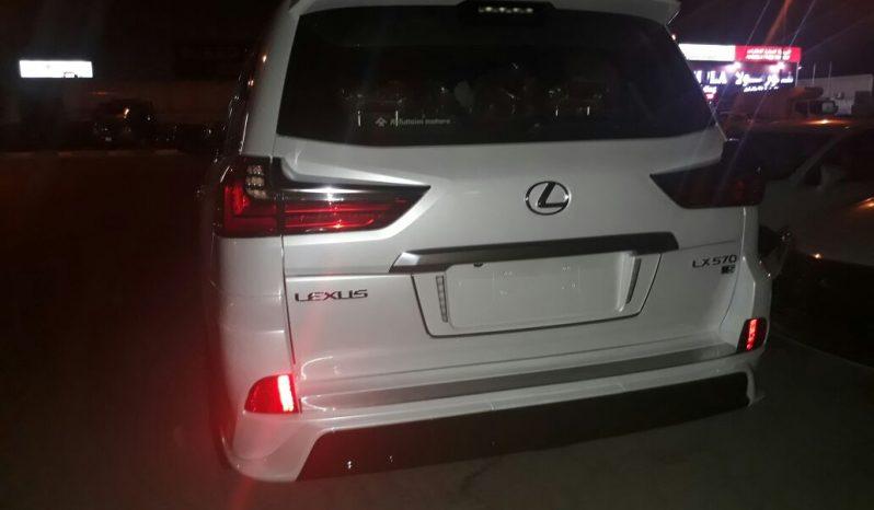 Lexus LX570 SPORT 2018 GCC full
