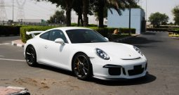 Porsche GT3 3.8 2014 GCC