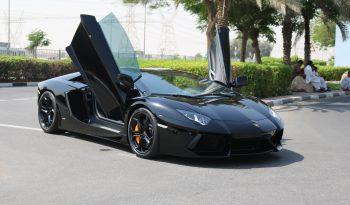 Lamborghini Aventador 2012 GCC full
