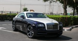 Rolls Royce Wraith 2015 Star light roof