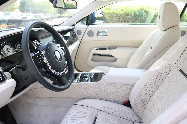 Rolls Royce Wraith 2015 Star Light Roof Formula Motors