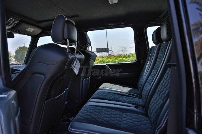 Mercedes Benz G500 4×4 2017 0km GCC full