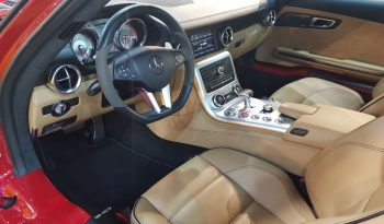 Mercedes Benz SLS 2011 full