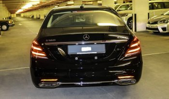 Mercedes Benz S 560 4MATIC 2018 0KM BRAND NEW GCC full