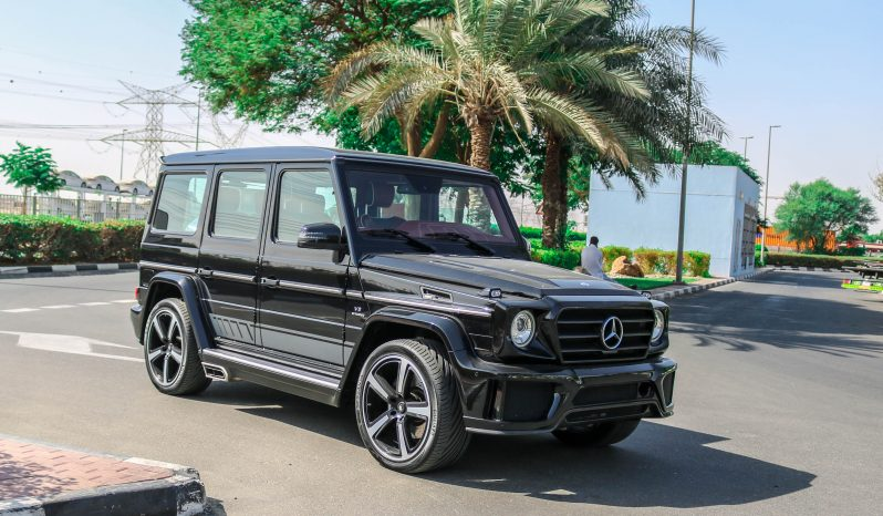 Mercedes Benz G63 MODIFIED BY ARES 2016 full
