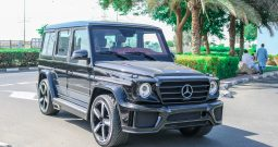 Mercedes Benz G63 MODIFIED BY ARES 2016