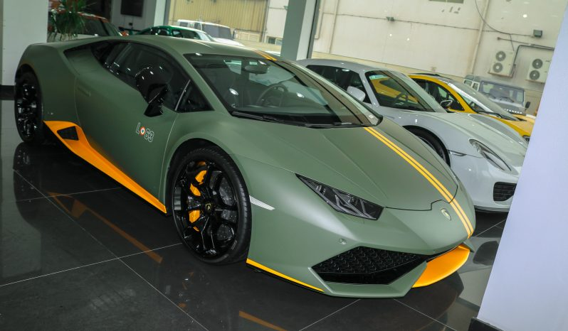 Lamborghini Huracan AVIO series 1 of 250 2017 0km full