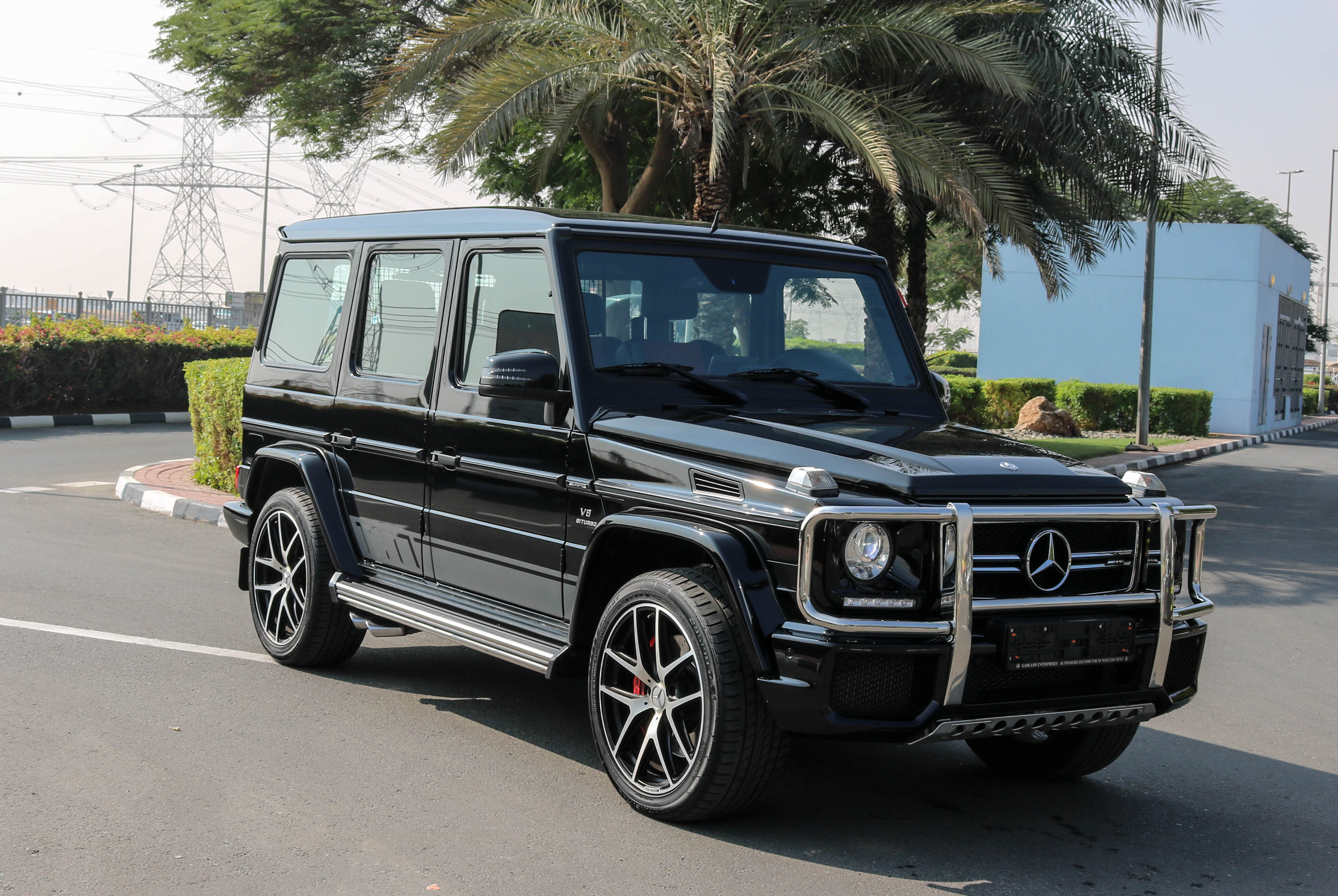 Mercedes benz g63 2017 gcc formula motors llc dubai for Best time of year to buy a mercedes benz