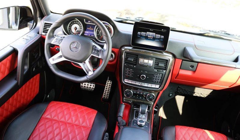 Mercedes Benz G63 2017 GCC full