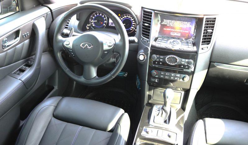 INFINITI QX70 S 2017 full