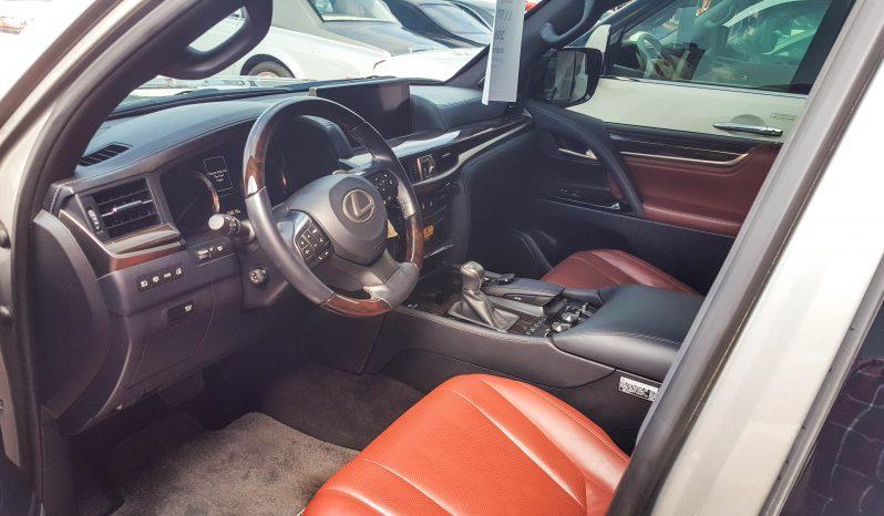 Lexus LX 570 2016 FULL OPTION full