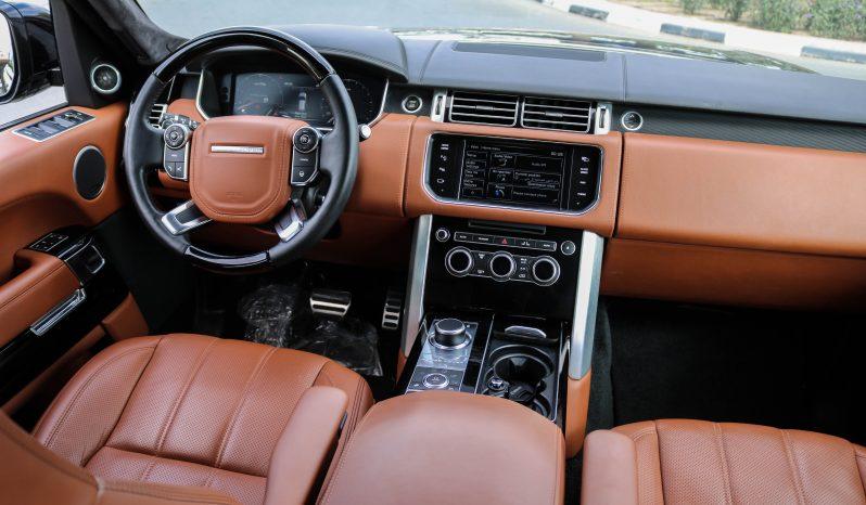 Range Rover Autobiography 2016 GCC full