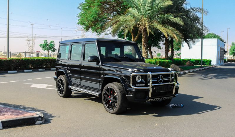 Mercedes Benz G63 EDITION 1 2017 full