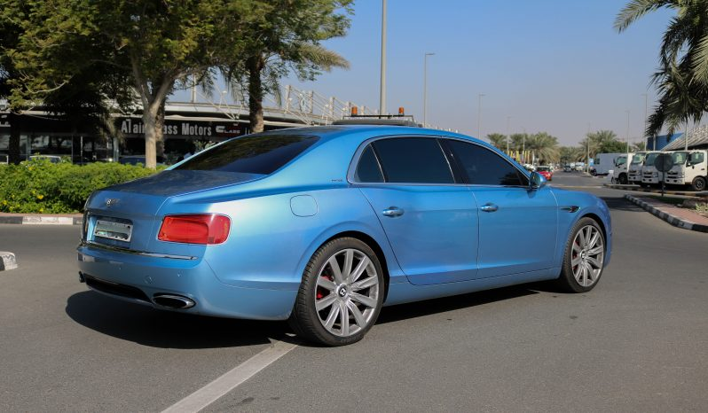 Bentley Flying Spur W12 2014 full