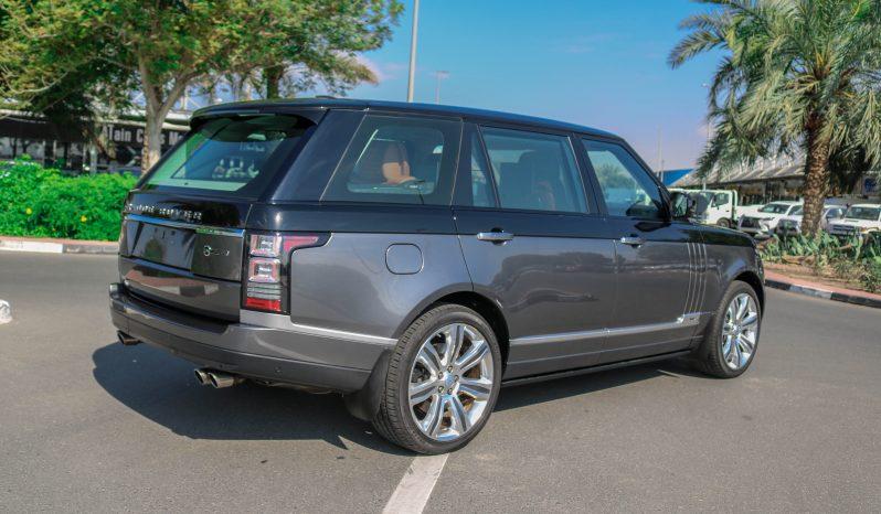 Range Rover Vogue Autobiography SV LWB 2016 full