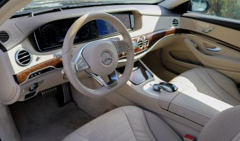 Mercedes Benz S500 2016 full