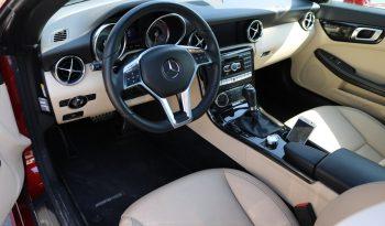 Mercedes Benz SLK 350 2014 full