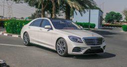 Mercedes Benz S560 GCC 2018