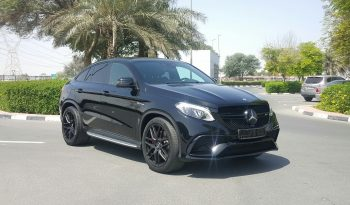 Mercedes Benz GLE 63 s 2016 full