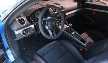 Porsche Cayman GT4 2016 full