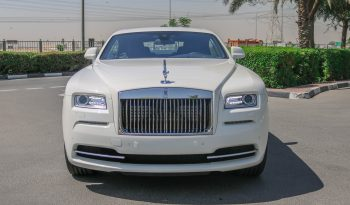 Rolls Royce WRAITH with STAR LIGHT ROOF2016 0KM full