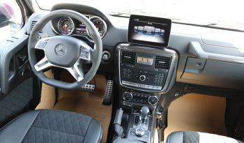 Mercedez Benz G500 4×4 2018 0km full