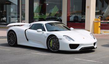 Porsche 918 Spyder 2015 GCC full