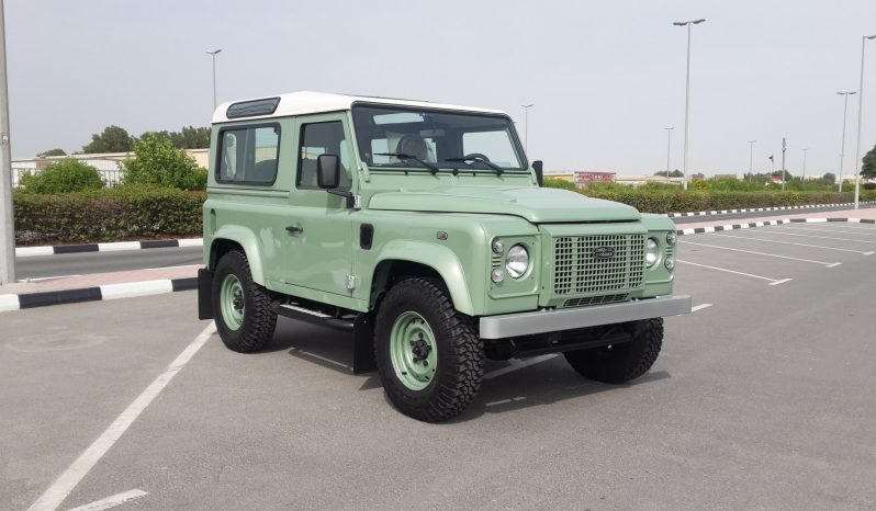 Land Rover Defender 2016 full