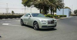 Rolls Royce Wraith 2016 star light roof