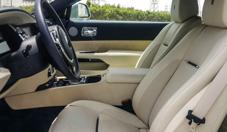 Rolls Royce Wraith 2016 star light roof full