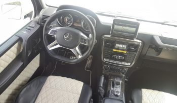 Mercedes Benz G63 2014 full