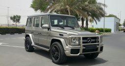 Mercedes Benz G63 2014
