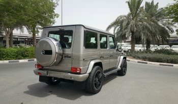 Mercedes Benz G63 2014 full