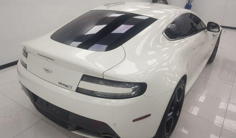 Aston Martin Vantage S full