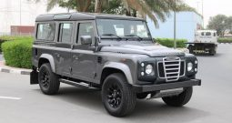Land Rover Defender Modified(AUTO TRANSMISSION) 2016