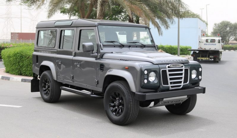 Land Rover Defender Modified(AUTO TRANSMISSION) 2016 full