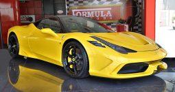 Ferrari 458 Speciale 2014 GCC