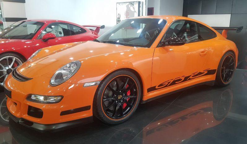 Porsche GT3 RS 2007 full