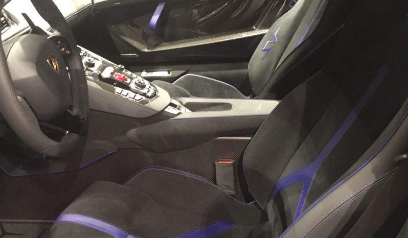 Lamborghini Aventador SV 2016 full