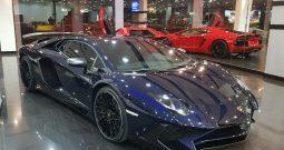 Lamborghini Aventador SV 2016