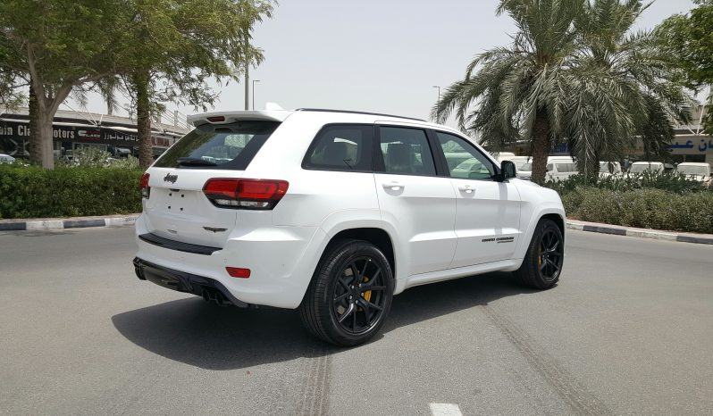 Grand Cherokee TRACK HAWK SUPERCHARGED 2018 full