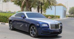 Rolls Royce Wraith 2015