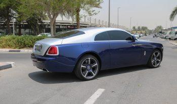 Rolls Royce Wraith 2015 full